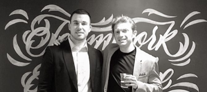 Episode 3: Jason Will: Social Influencer & CEO of Zipkick – Live from Gino & Carlo's in San Francisco, CA