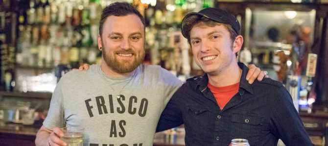 Episode 9: Broke-Ass Stuart – Live from The Wooden Nickel in San Francisco, CA