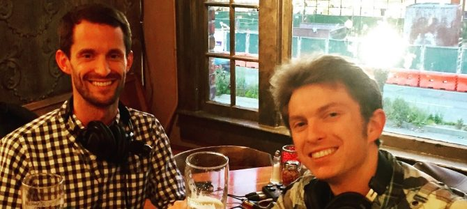 Episode 8: Tucker Hutchinson: Soju-Drinker & Co-Founder at GoOverseas.com – Live from Jupiter in Berkeley, CA