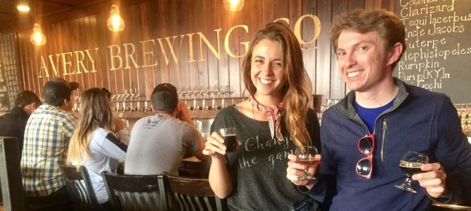 Episode 11: Erin Outdoors: Adventurous Blogger & Lifestyle Coach – Live from Avery Brewing in Boulder, CO