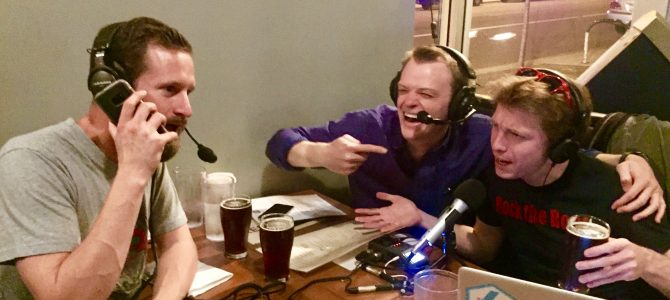 Episode 12: An Unfiltered Reunion with International Nomad Ryan Drysdale & Remote Worker Casey Lembke – Live from LowDown Brewery in Denver, CO
