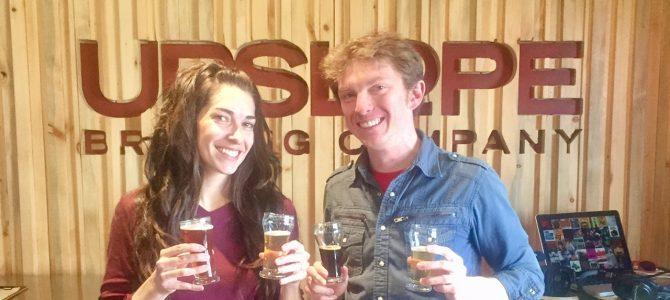 Episode 13 | Traveling Jackie | Podcaster & Explorer at The Budget-Minded Traveler | Live from Upslope Brewing in Boulder, CO