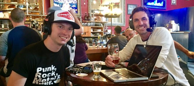 Episode 20 | Mike Goncalves | Creator & Founder of Entrepreneur Fitness Academy | Live from Deschutes Brewery in Portland, OR