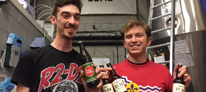 Episode 23 | U.K. Beer Edition with Brew By Numbers | Live from London, England