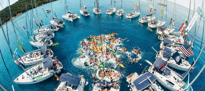 Episode 25 | The Yacht Week | Live from the Adriatic Sea off the coast of Croatia