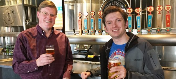 Episode 38 | Florian Kuplent | Brewmaster at Urban Chestnut Brewing Co. | Live from St. Louis, MO
