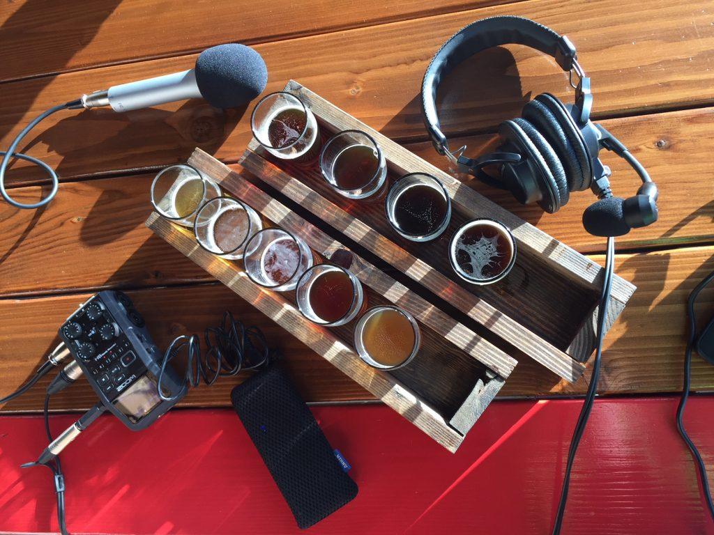 Mobile Podcasting Studio