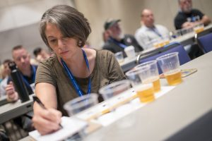 Tasting Craft Beer Track at the CA Craft Beer Summit
