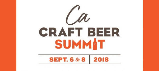 4 Reasons the California Craft Beer Summit isn't your Average Beer Festival