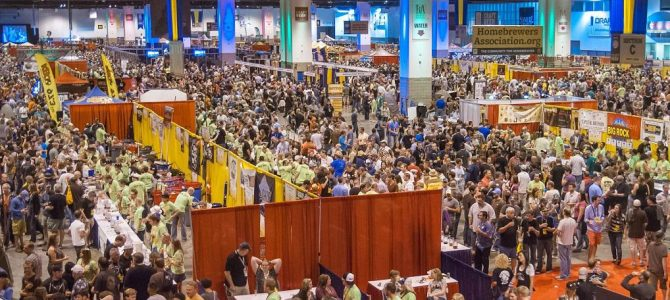A Beginner's Guide to the Great American Beer Festival